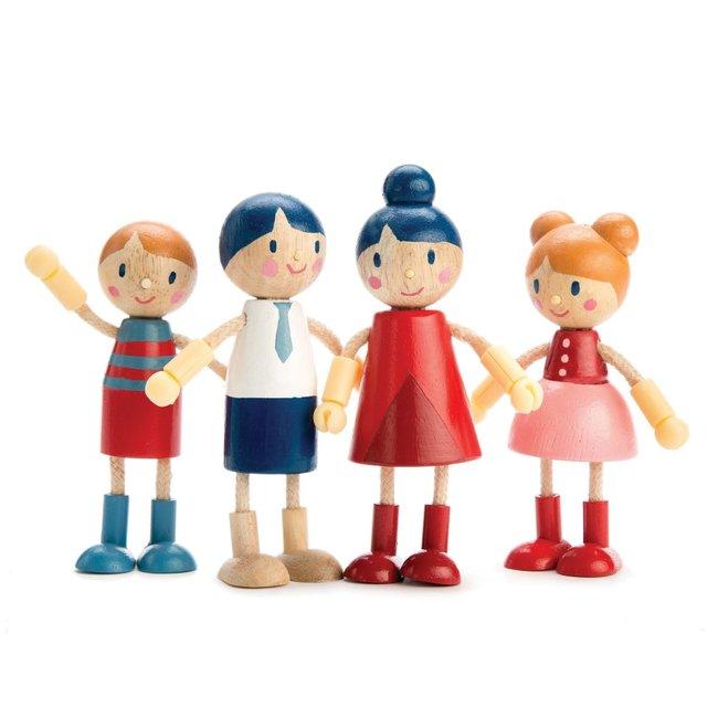Poppenfamilie | Tender Leaf Toys