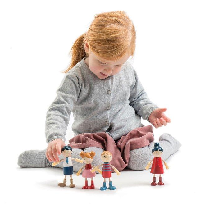 Poppenfamilie   Tender Leaf Toys