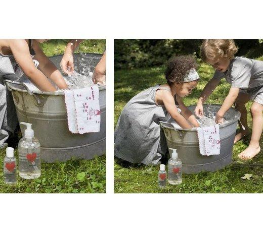Verzorgingsproducten voor baby's en kinderen