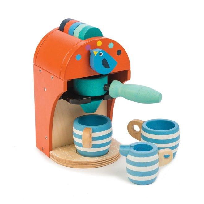 Houten Espresso Machine | Tender Leaf Toys