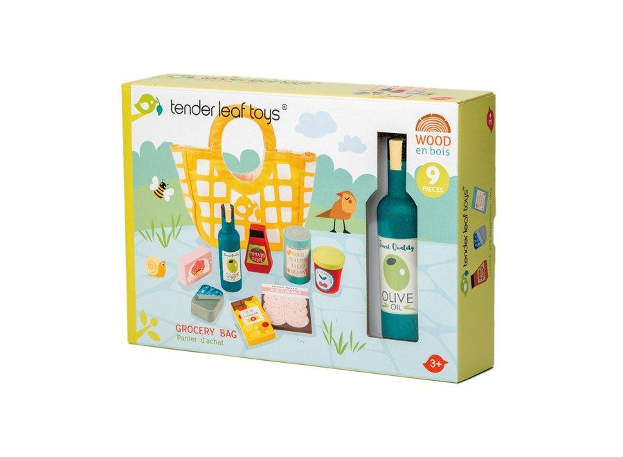 Boodschappenmandje | Tender Leaf Toys