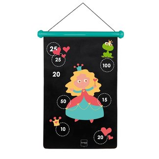 Scratch Magnetische Darts Prinses | Scratch