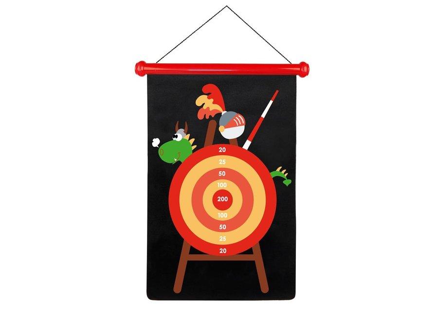 Magnetische Darts Ridder | Scratch