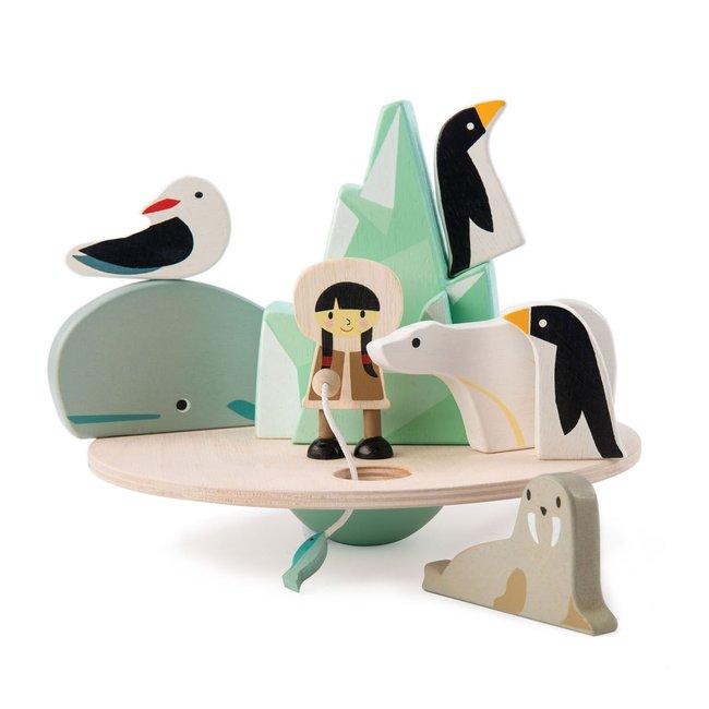 Tender Leaf Toys Balansspel Poolcirkel   Tender Leaf Toys