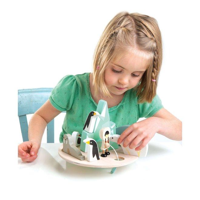 Balansspel Poolcirkel | Tender Leaf Toys