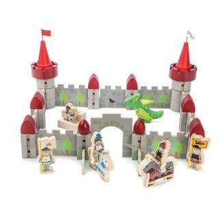 Tender Leaf Toys Houten drakenkasteel | Tender Leaf Toys