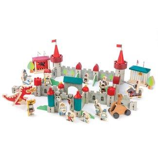 Tender Leaf Toys Konijnklijk Kasteel in hout | Tender Leaf Toys