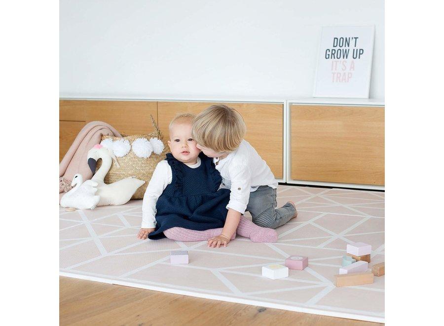 Speeltapijt Nordic Vintage Nude | Toddlekind