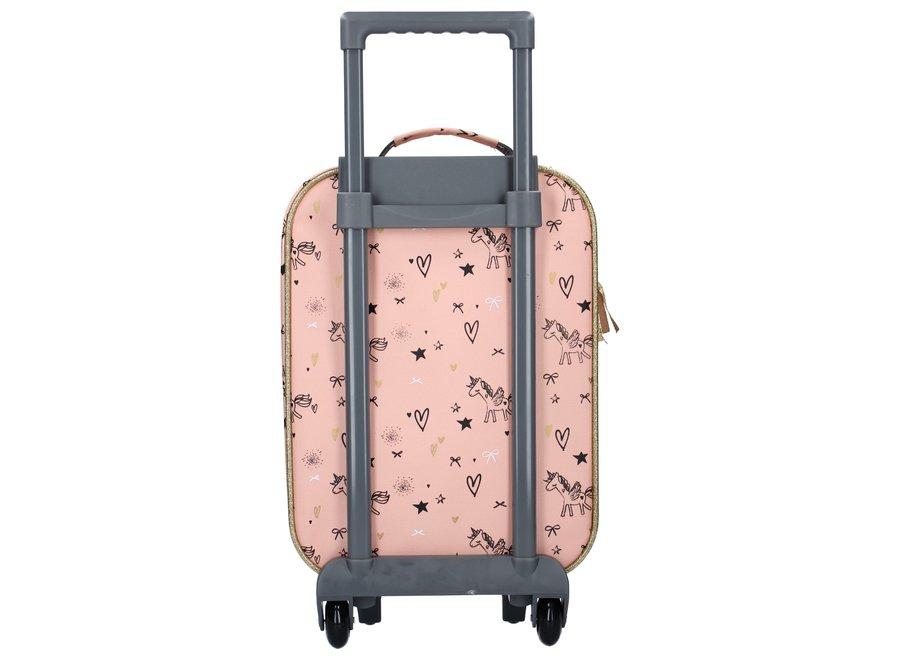 Kindertrolley Fearless Pink | Kidzroom