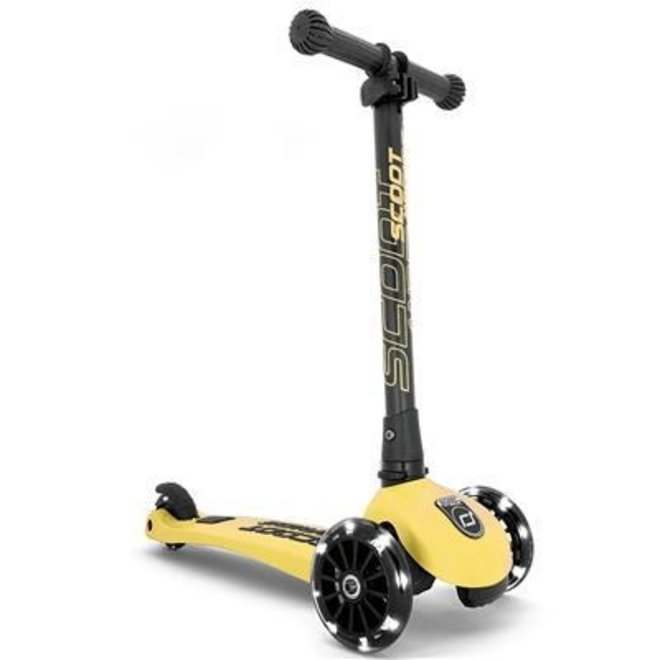 Step - Highwaykick 3 - Lemon | Scoot and Ride