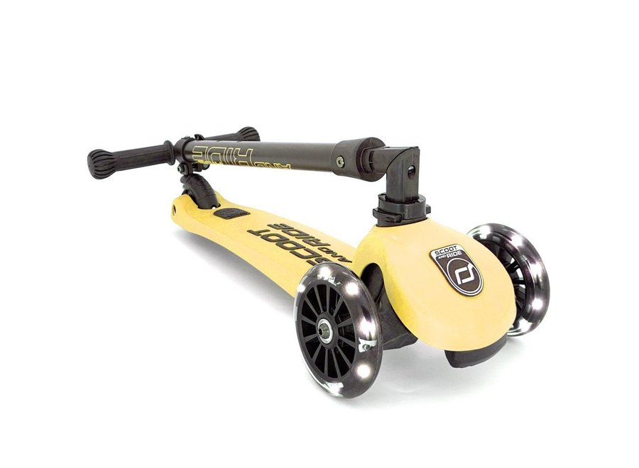 Step - Highwaykick 3 - Lemon   Scoot and Ride