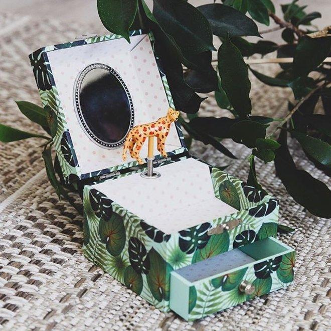 Muziekdoosje Jungle - Savannah