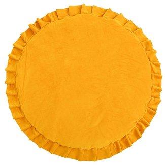 WigiWama Speelmat Velvet - Mustard | WigiWama