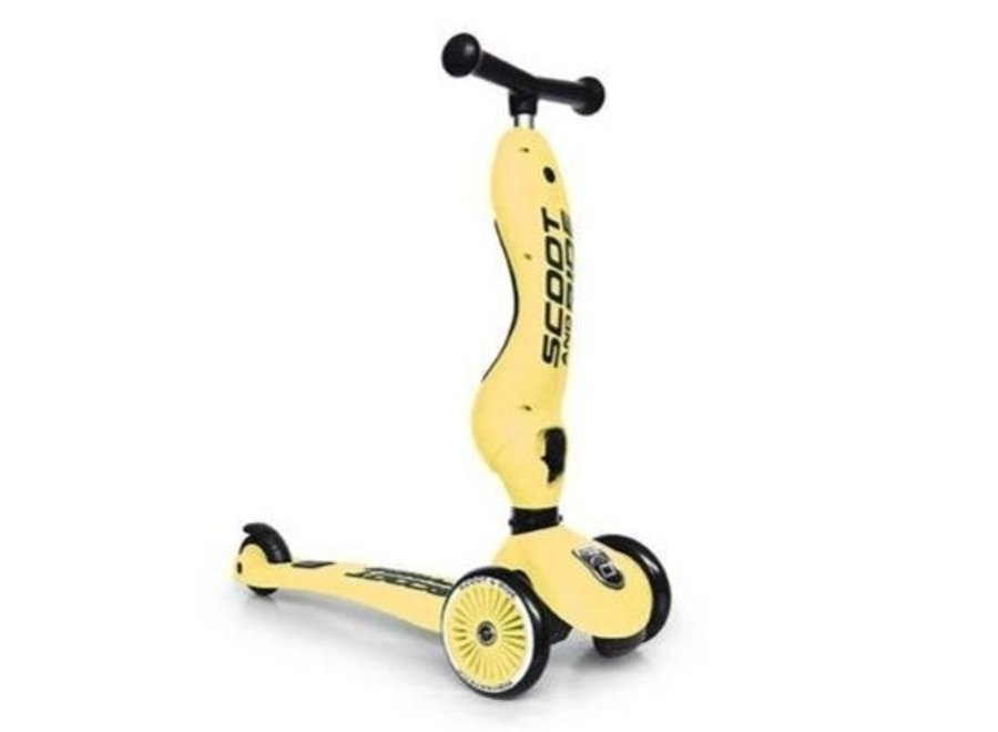 Step - Highwaykick 1 - Lemon | Scoot and Ride