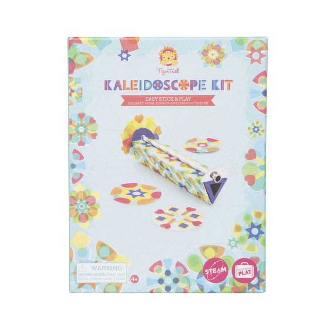 Kaleidoscope Kit | Tiger Tribe