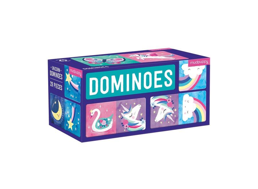 Unicorn Domino | Mudpuppy