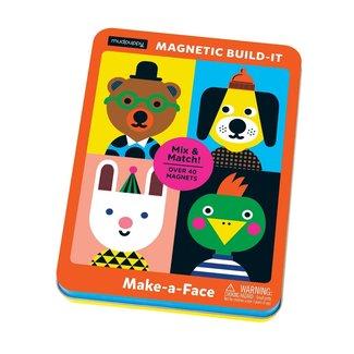 Mudpuppy Magneetspel Make-a-Face | Mudpuppy