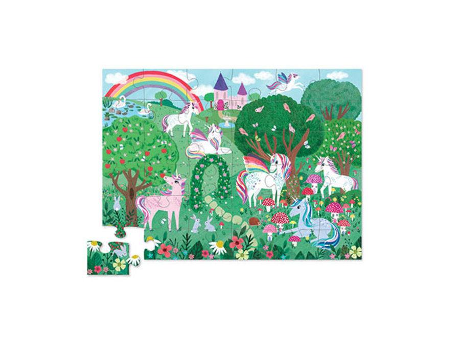 Unicorn Dreams Puzzel – 36 stukken    Crocodile Creek