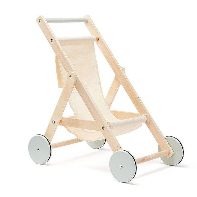 Houten wandelwagen naturel | Kid's Concept