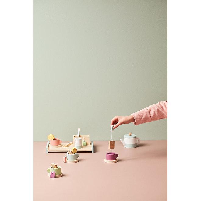 Houten Theeset Bistro | Kid's Concept
