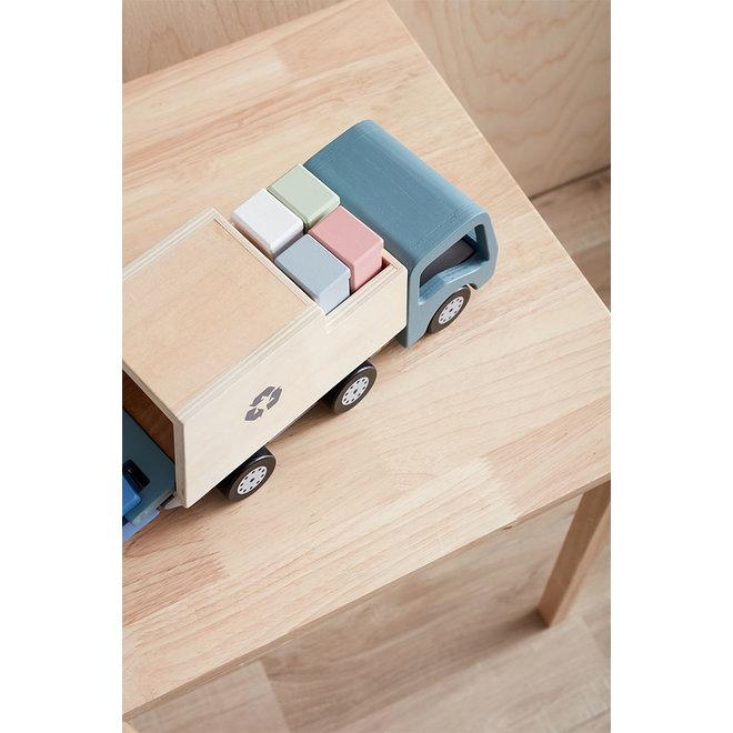 Vuilniswagen Aiden | Kid's Concept