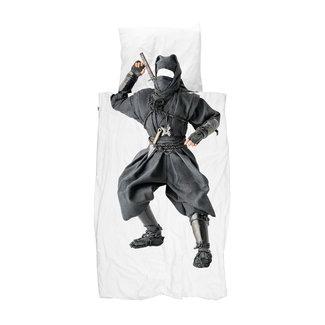 Snurk Dekbedovertrek Ninja Eenpersoonsbed 140 x 220/220cm   Snurk