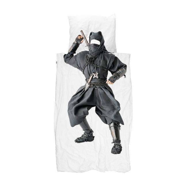 Snurk Dekbedovertrek Ninja Eenpersoonsbed 140 x 220/220cm | Snurk