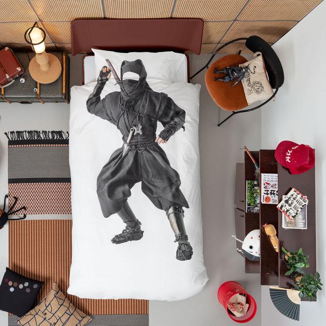 Dekbedovertrek Ninja Eenpersoonsbed 140 x 220/220cm | Snurk