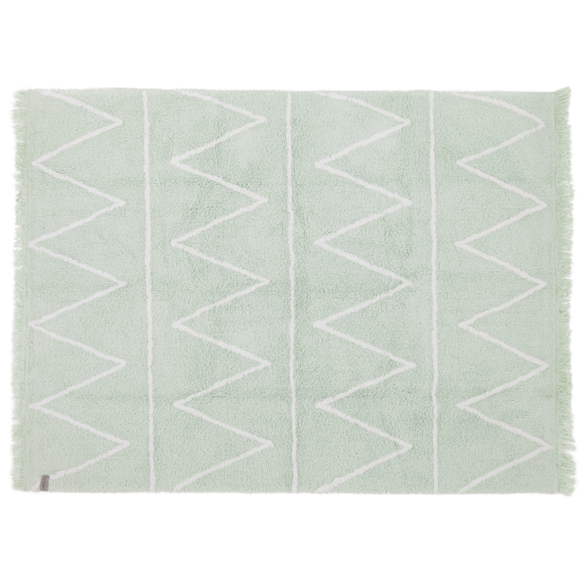 Tapijt Hippy Mint 120x160cm