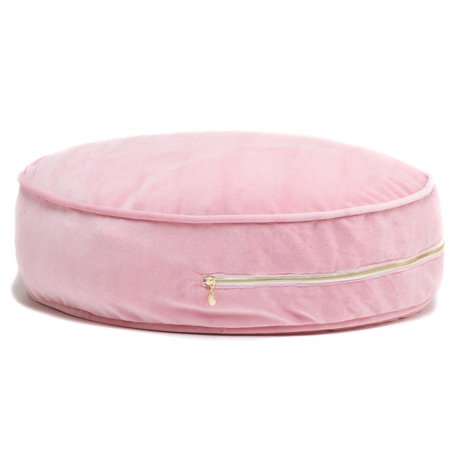 Poef kinderkamer Ottoman - Pink | WigiWama