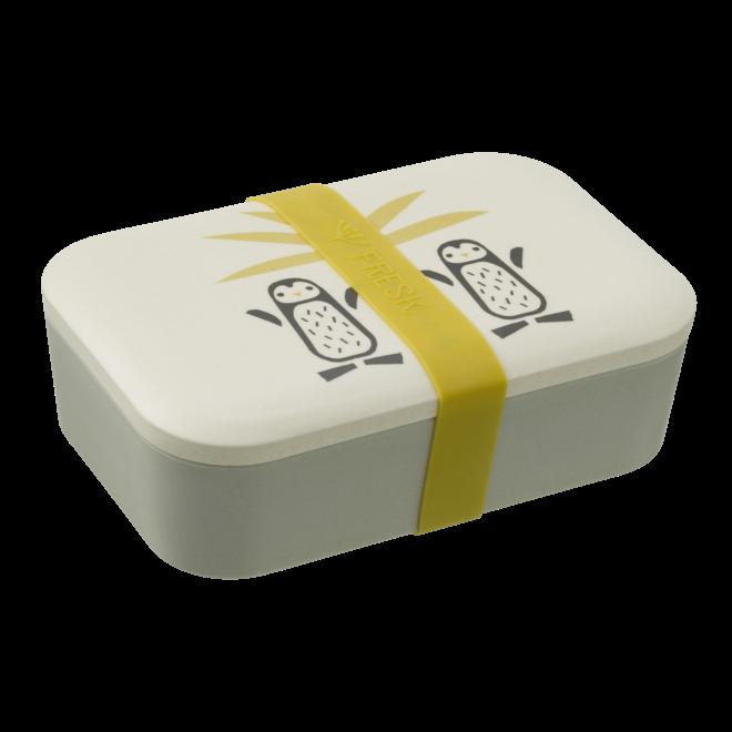 Lunchbox Pinguïn   Fresk