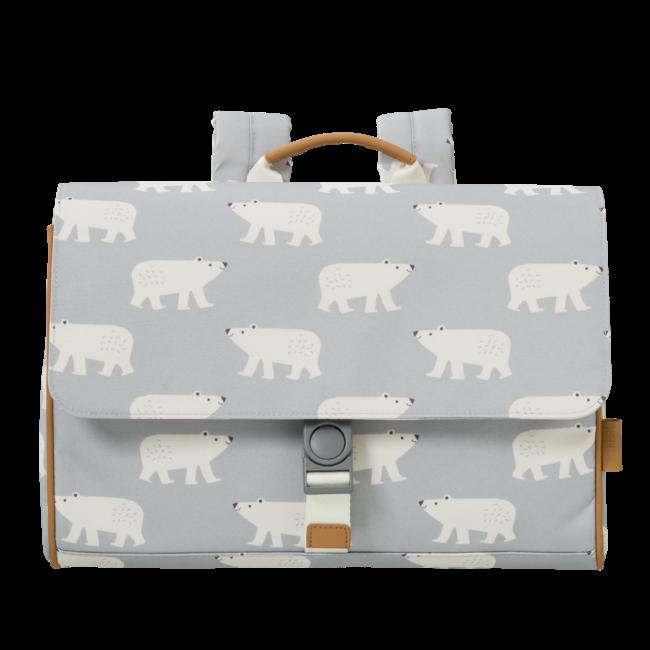 Kleuterboekentas Polar Bear | Fresk