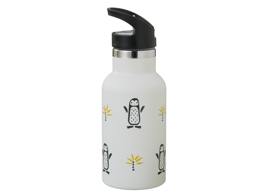 Thermos drinkfles Pinguin 350ml
