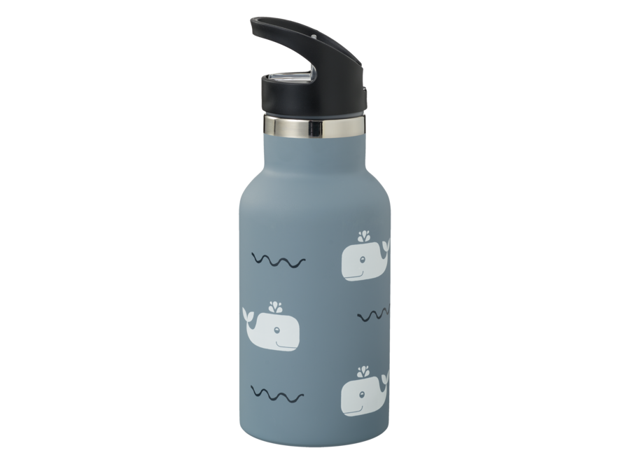 Thermos drinkfles Whale 350ml
