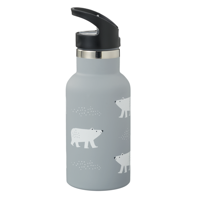 Fresk Thermos drinkfles Polar Bear 350ml  | Fresk