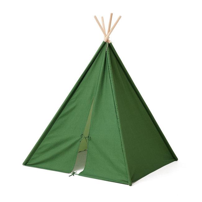 Kid's Concept Tipi Tent Groen | Kid's Concept