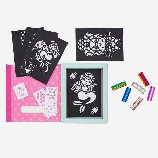 Foil Art - Zeemeerminnen | Tiger Tribe