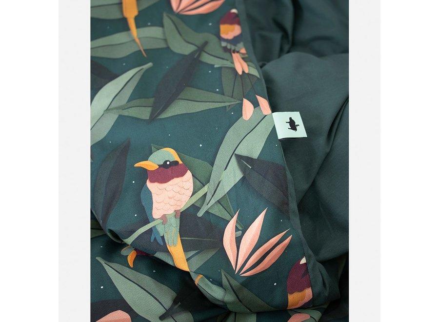 Dekbedovertrek Vogels 140x220cm | Studio Ditte