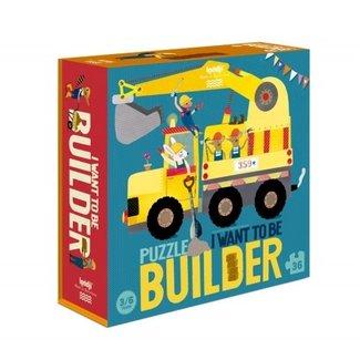 Londji I want to be... builder Puzzel (36st)   Londji
