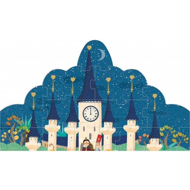Assepoester puzzel (36st) | Londji