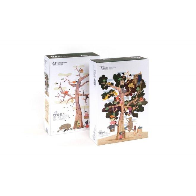 My Tree puzzel (50st) | Londji