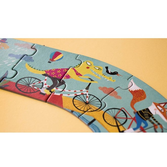 My Bike puzzel XXL 3m (54st) | Londji