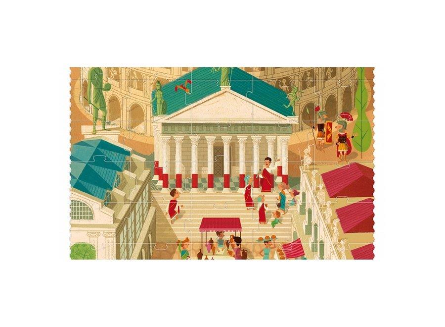 Go to Rome puzzel (100st) | Londji