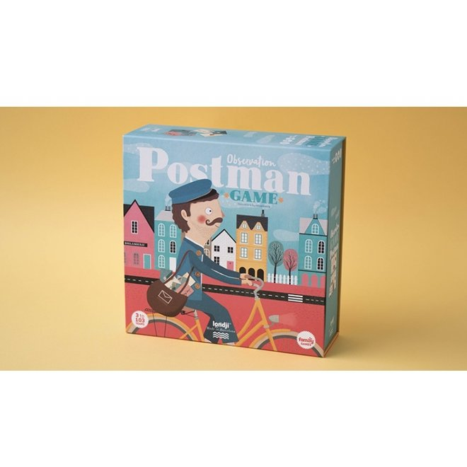 Postman Puzzelspel | Londji