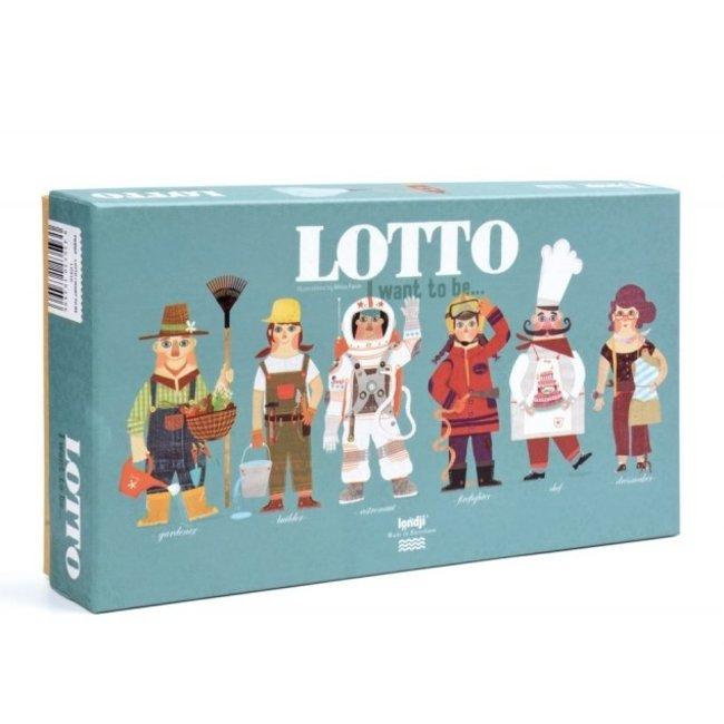 Londji I want to be... Lotto spel | Londji