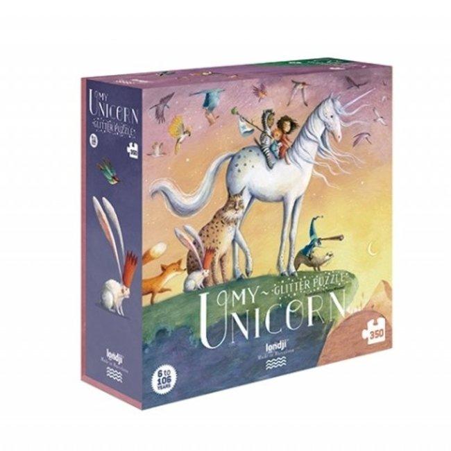 My Unicorn Puzzel (350st) | Londji