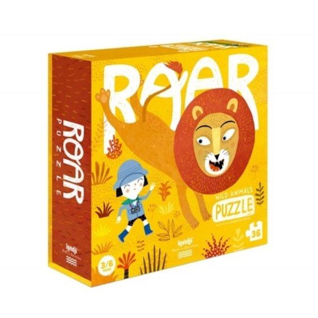Roar puzzel (36st)   Londji