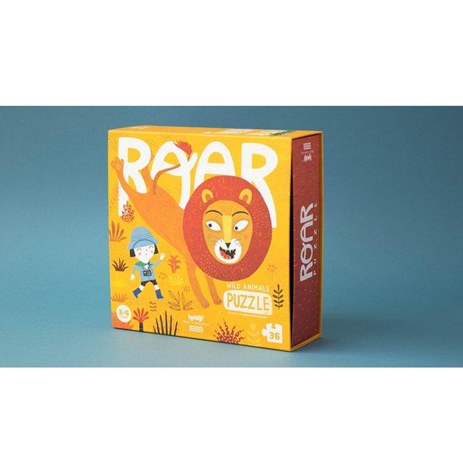 Roar puzzel (36st) | Londji