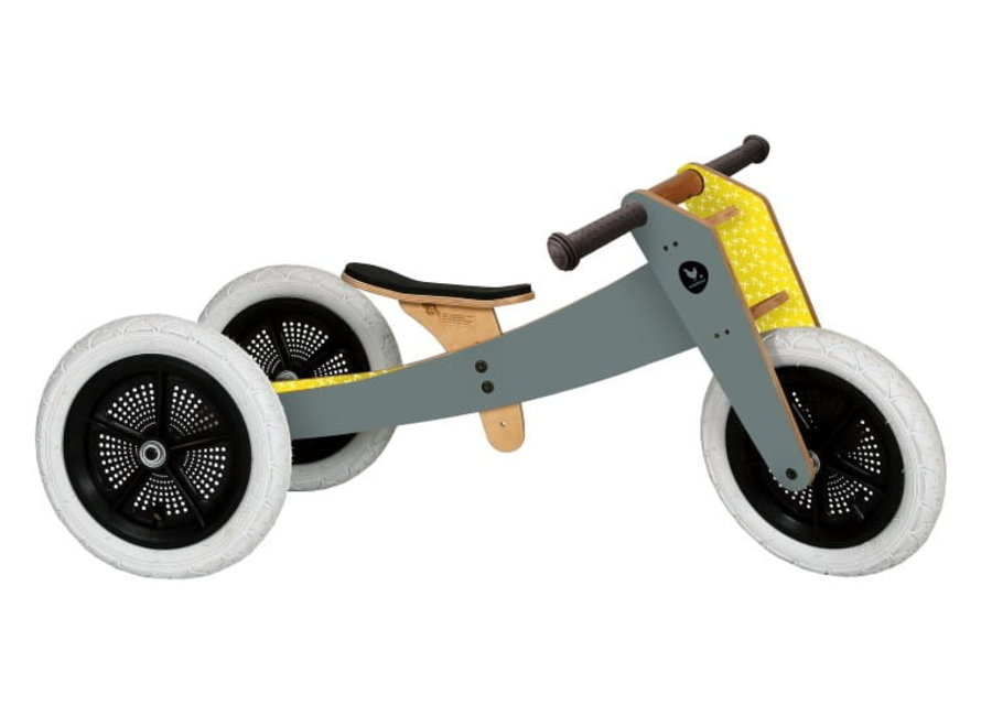 Wishbone bike 3-in-1 Grijs   Wishbone Bike