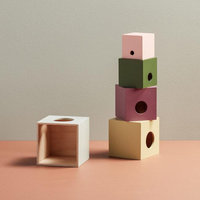 Bouwblokken in hout   Kid's Concept